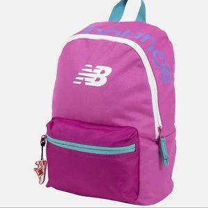 NEW BALANCE KIDS CLASSIC BACKPACK IN FUSION